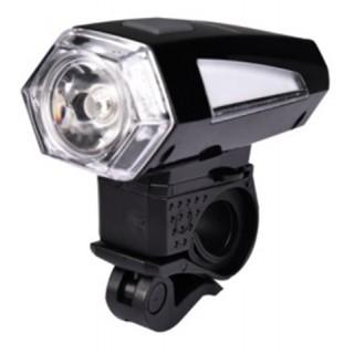 Велофонарь SmartBuy BF03-B (3W LED, 3*R03, черный)