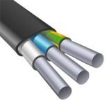 Силовой алюминиевый (АВВГ)