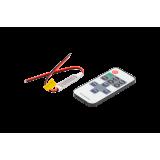 Минидиммер с радио пультом SWG 72W (5-24V, 6A)