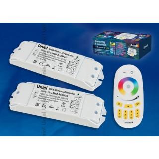 Контроллер Uniel М50 240W (12V, 4 зоны, белый)