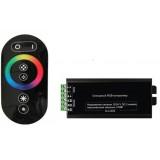 Контроллер SWG RGB 288Вт 12В 24A радиоканал сенсорный черный
