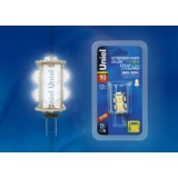 Светодиодная лампа Uniel G4  LED-JC-12