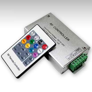 Контроллер SWG RGB 216W (12V, 18A, радиоканал, IP20)