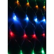 Гирлянда-сетка Космос 240LED RGB (1.8х1.7м, 8 режимов)