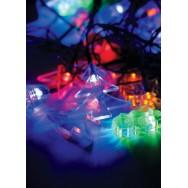 Гирлянда Космос Игрушки 30LED RGB (4.4м, 8 режимов)
