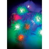 Гирлянда Космос Ежики 30LED RGB (4.4м, 8 режимов)