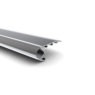 Профиль для подсветки ступеней (Влагозащита IP67) 2000х67х27.4мм