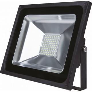 Прожектор SmartBuy FLSMD 50Вт 4000Лм 6500К IP65 черный