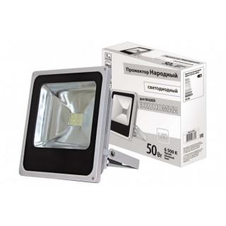 Прожектор TDM Народный СДО20-2-Н (20W LED, IP65, 6500К, 1600Лм)