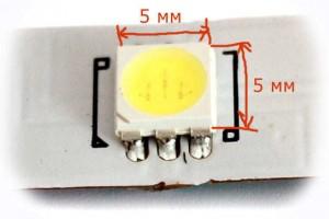 Виды светодиодных лент и их отличие